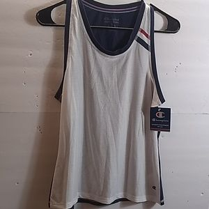 NWT..CHAMPION AUTHENTIC MESH TANK TOP